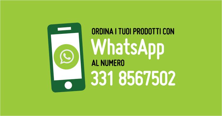 Prenota con WhatsApp
