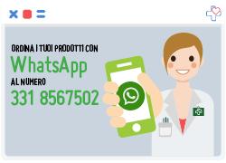Prenotare con WhatsApp alla Farmacia Labrozzi