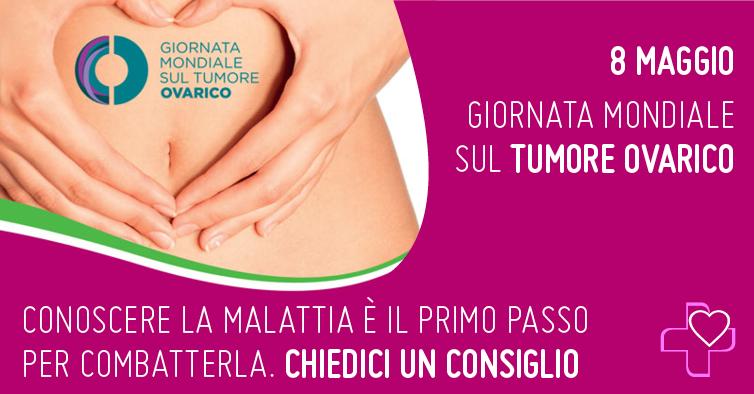 Giornata prevenzione tumore ovarico