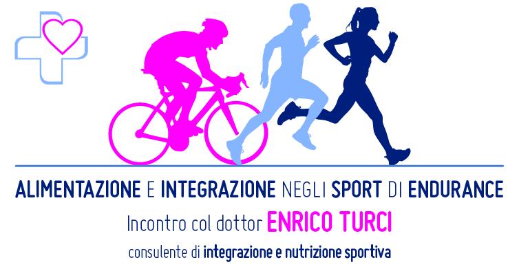 EVENTO: Alimentazione e integrazione negli sport di endurance
